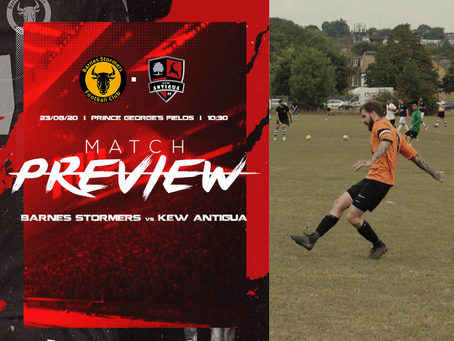 Match Preview | Kew Antigua