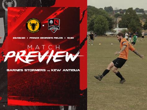 Match Preview | Kew Antigua