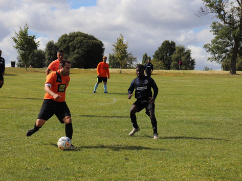 Match report | St Matthews project 2 Barnes Stormers 2