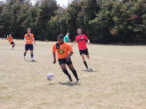 Match review: Barnes 3 UBLCFC 1