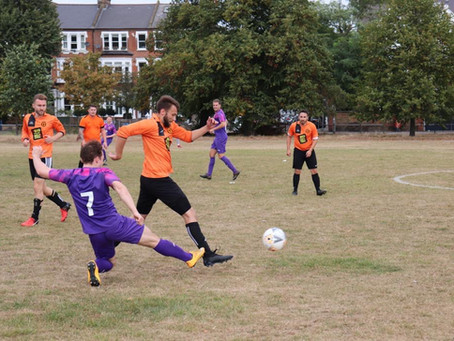 Match report | Clapham Common 4 Barnes Stormers 2
