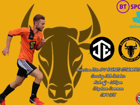 Match Preview | Junction Elite III