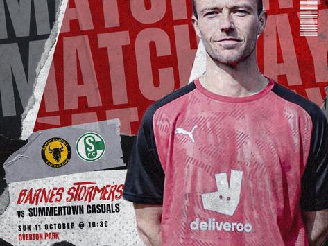 Match Preview | Summertown Casuals