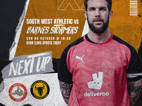 Match Preview | South West Athletic