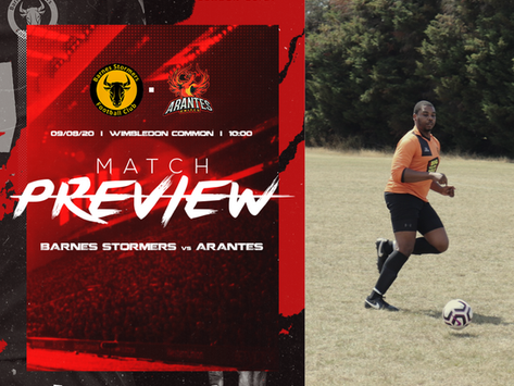 Match Preview | Arantes United