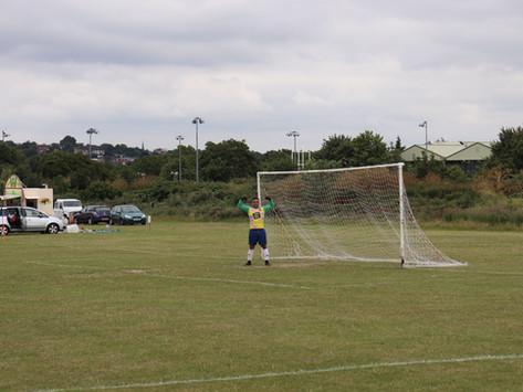 Match report | Barnes 2 Syndicate 5