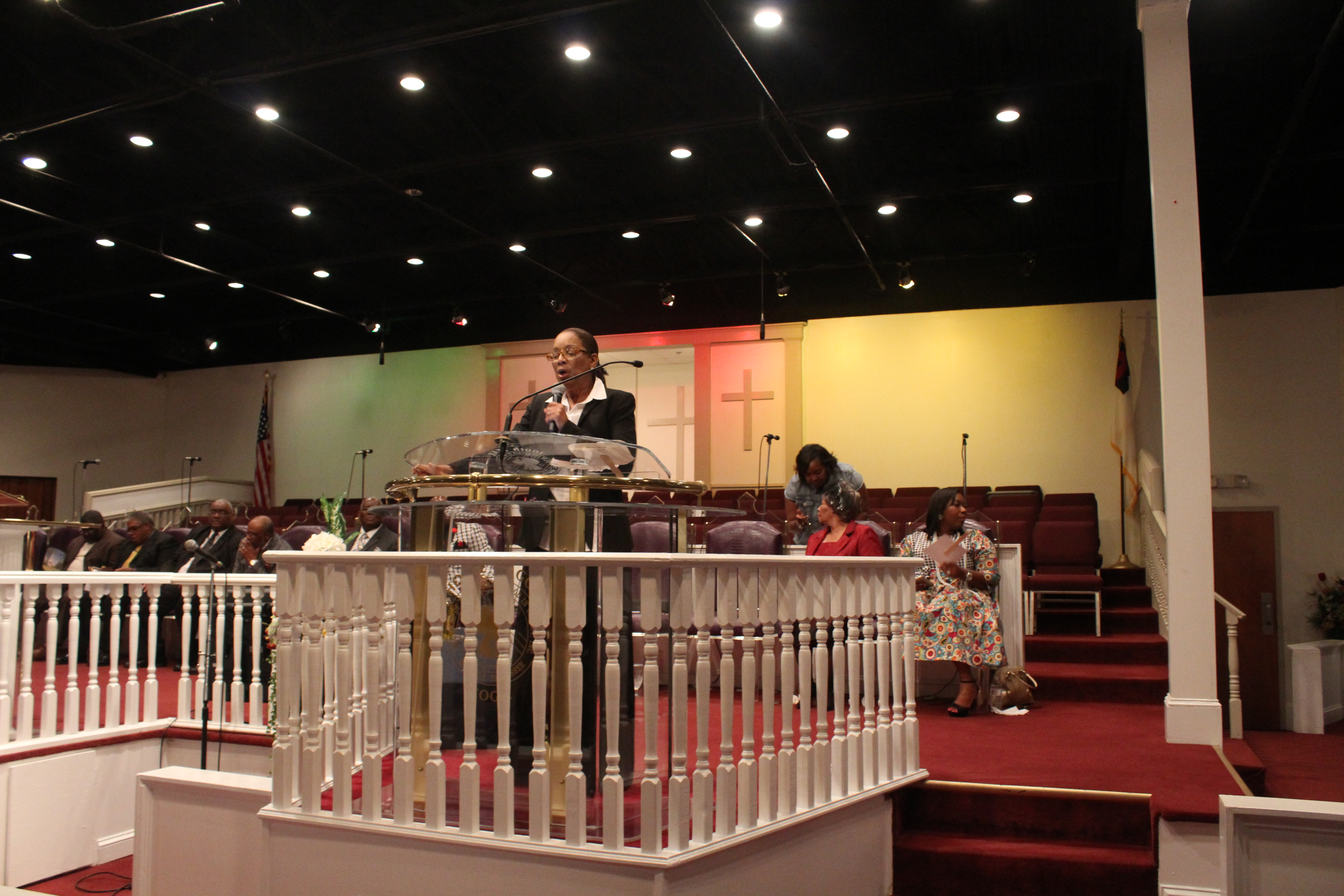 Evangelist Joyce Rodgers