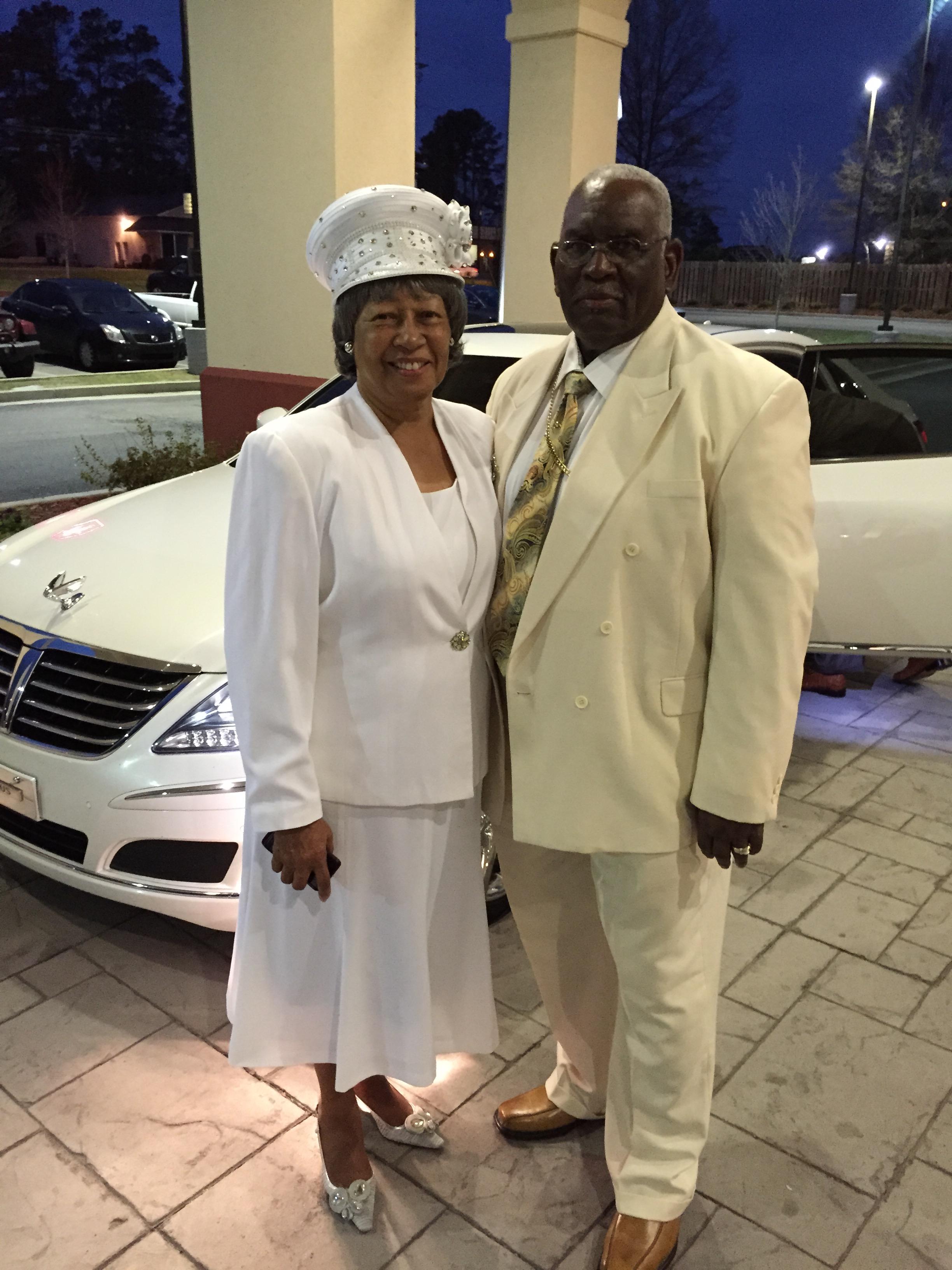 Bishop & Elect Lady Walden