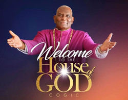 Welcome to House of God COGIC