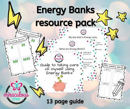Energy Banks Resources Bundle