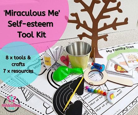 Miraculous Me self-esteem tool kit