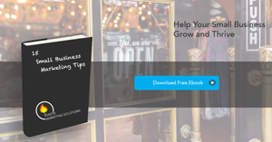 Free ebook from Ignite! Marketing Solutions that dives into tips and tricks for marketing for a small or medium business.