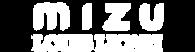 Mizu hair salon logo