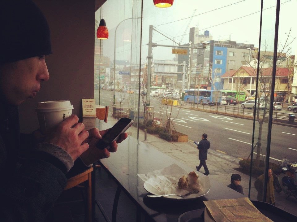 Starbucks,Seoul