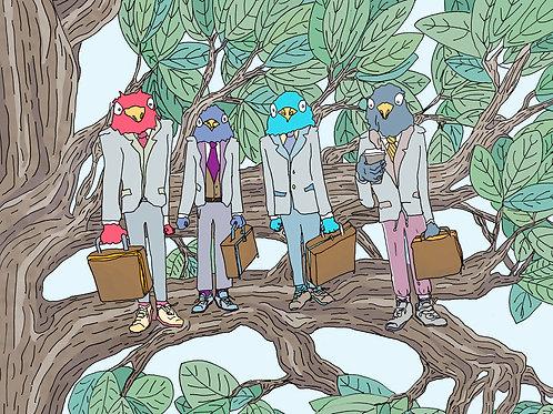 Business Birds