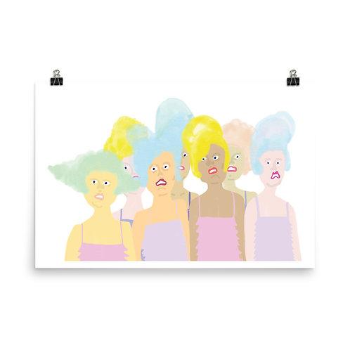 Wig Ladies!
