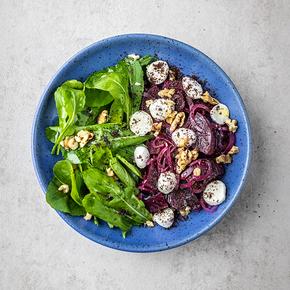 Salada Mediterrânea  .20