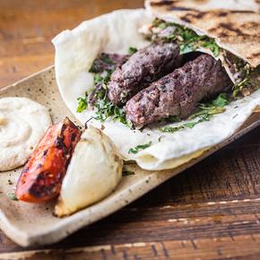 Kabab (kafta) de Carne  .31