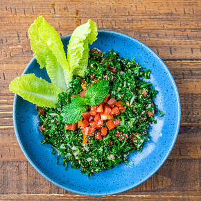 Salada Taboule  .15