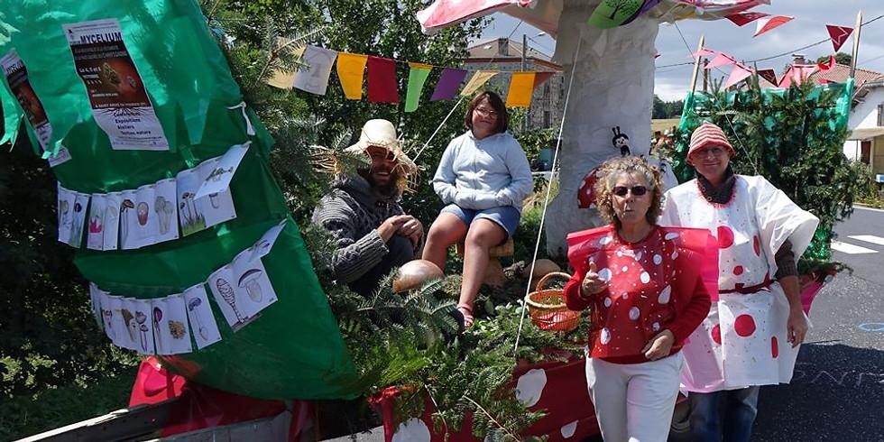 Kermesse de Saint André en Vivarais