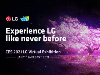 CES 2021 LG