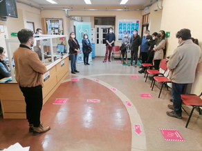 Atención Primaria Municipal celebra hito en Centro de Salud La Colina