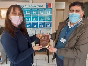 Municipalidad de Puerto Montt realizó reconocimiento al Centro de Diálisis de la comuna de La Granja