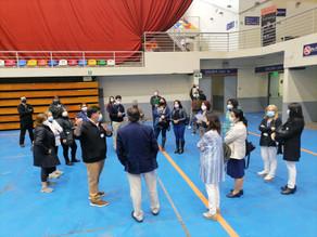 Vacunación será por grupos prioritarios en Arena Puerto Montt
