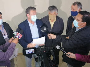 Municipio de Puerto Montt convoca mesa técnica para proceso de vacunación Covid 19