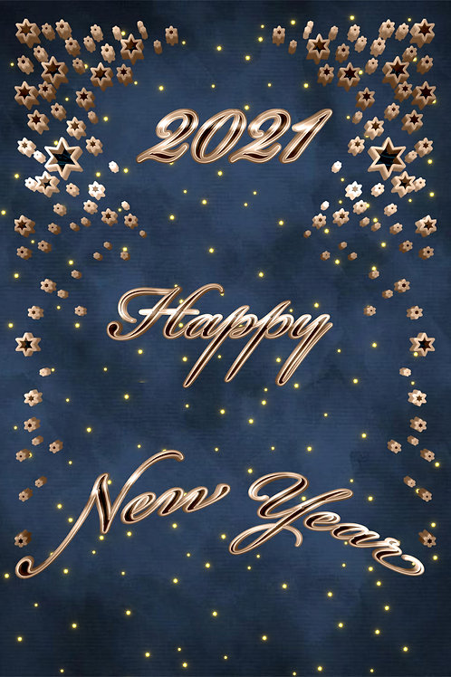 Happy New Year Greeting 01