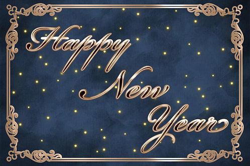 Happy New Year Greeting 02