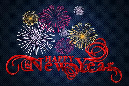 Happy New Year Greeting 03