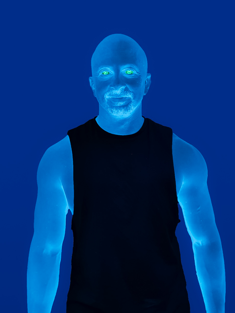 Glowing Body