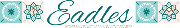 Eadles - Bohemian Sandals & Accessories