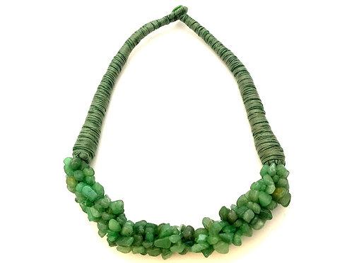 Tranquil in jade