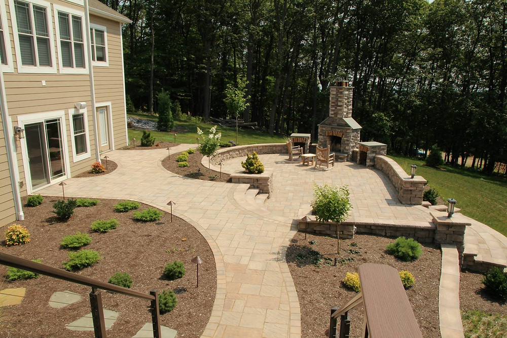 How to generate leads for hardscape contractors