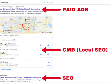 SEO vs Paid Ads. (Renting vs Buying).