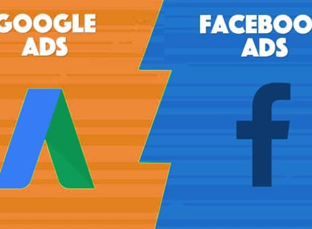 Facebook Ads vs Google Ads: Which is the Better Fit For Your Business?