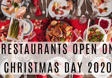 Best Restaurants Open on Christmas Day!