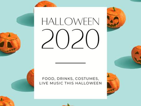 Halloween 2020 Restaurant and Bar Festivities: Melbourne, Cocoa Beach, Vero Beach & many more!