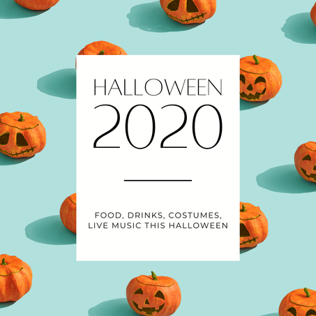 Halloween 2020 Restaurant and Bar Festivities: Melbourne, Cocoa Beach, Vero Beach & many more!