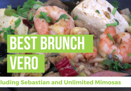 Best brunch restaurants near Vero Beach and Sebastian (including unlimited mimosas!)