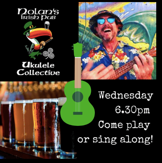 Live music at Nolan's in Cocoa Beach