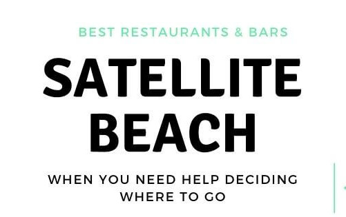 BEST IN THE SPACE COAST: SATELLITE BEACH, FL Restaurants, Bars & Live Music