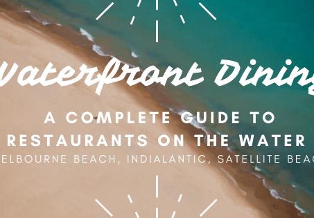 Beachside Waterfront Restaurants near Melbourne Beach