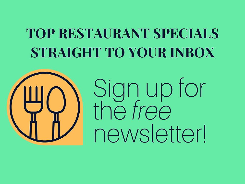 Vibe & Dine Newsletter