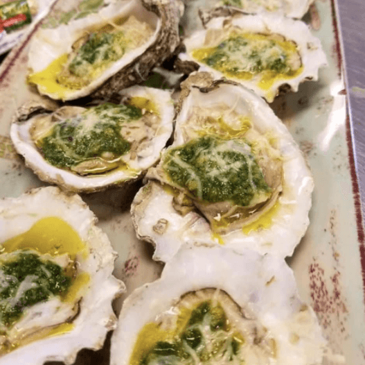Beachside Seafood Indialantic Oysters