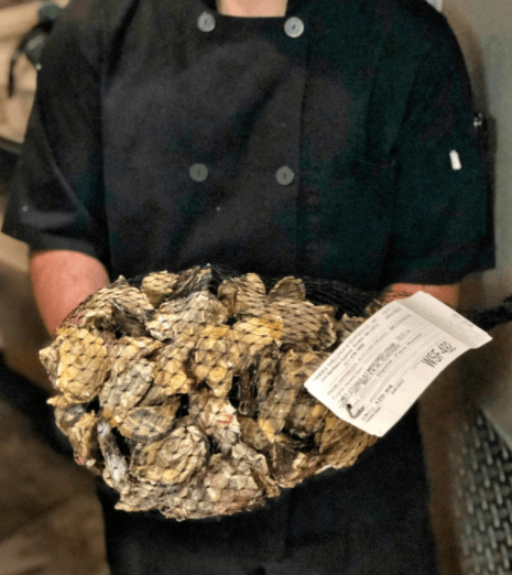 Lots of Oysters at Bunky's Raw Bar & Seafood Grill