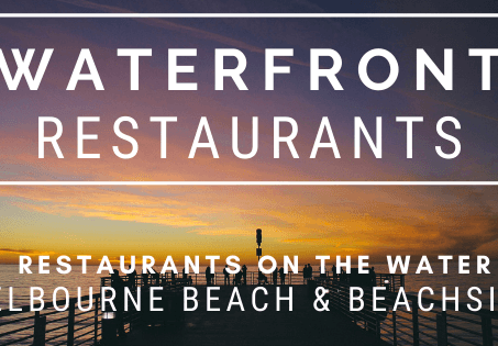 Beachside Waterfront Restaurants near Melbourne Beach