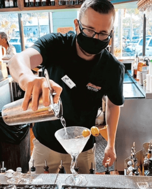 Mulligan's Bar in Sebastian, Florida